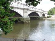 Chiswick Bridge - River Thames, London.